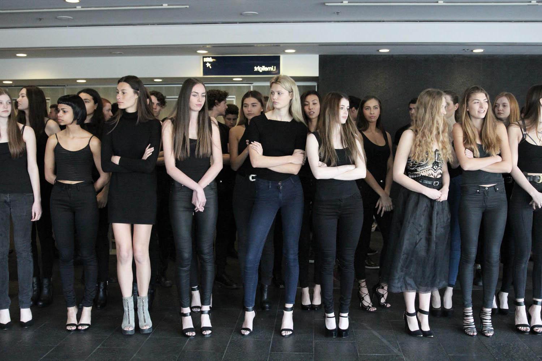 Кастинг моделей SWEET GIRLS
